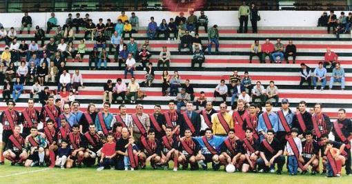 U. Tomar - Campeão Distrital 1997-98