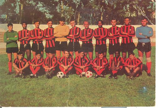 U. Tomar - 1969-70