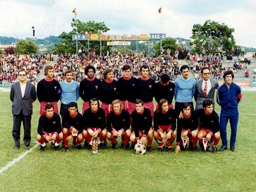 UT - Final II Divisão -1973-74