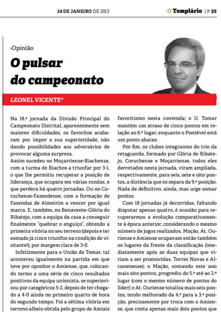 Templario - 24-01-2013