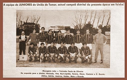 Campeões Juniores - 68-69
