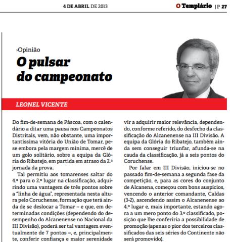 Templario - 04-04-2013