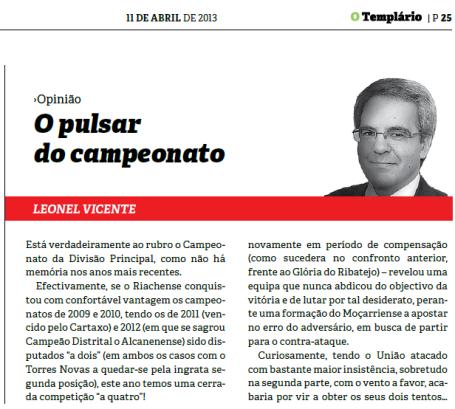 Templario - 11-04-2013