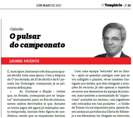 Templario - 02-05-2013
