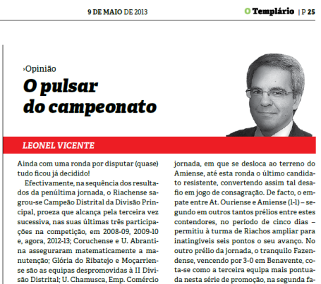 Templario - 09-05-2013