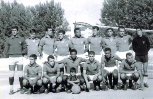 64-65 - UT - Meiaviense - Taça abertura AFS