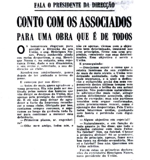 66-67 - UT5 - Henrique Nunes - 21 Junho