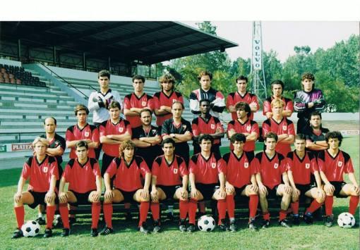 Equipa UT - 1991-92b