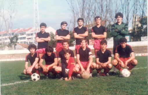 UT - Juniores - 1982-83