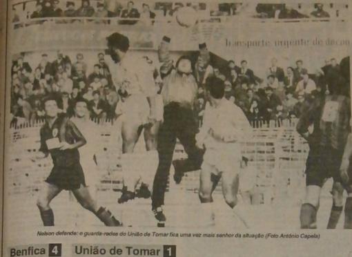 Benfica-UT-1991