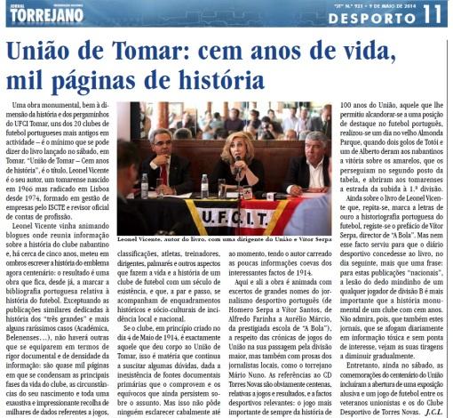 Jornal Torrejano - 09-05-2014