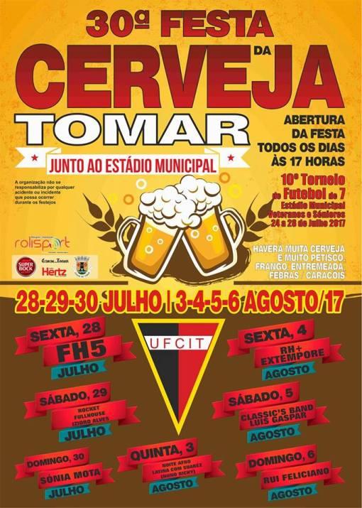 XXX Festa Cerveja - U-Tomar
