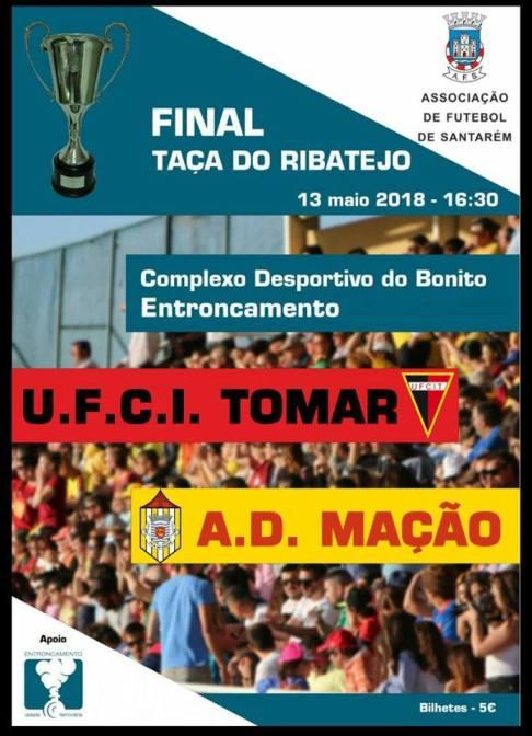 Final Taça Ribatejo - 2017-18