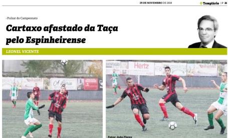 O pulsar do campeonato - 2018-19 - TRibatejo - 3jornada